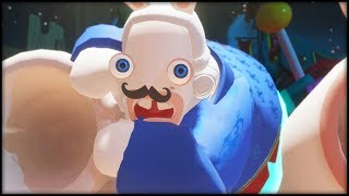 Mario + Rabbids Kingdom Battle - Part 25 - Singing Boss! - Gameplay Walkthrough (Nintendo Switch)