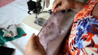 Como fazer acabamento em zig zag – Marlene Mukai