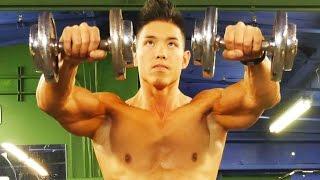 15 Min Home Shoulder Workout