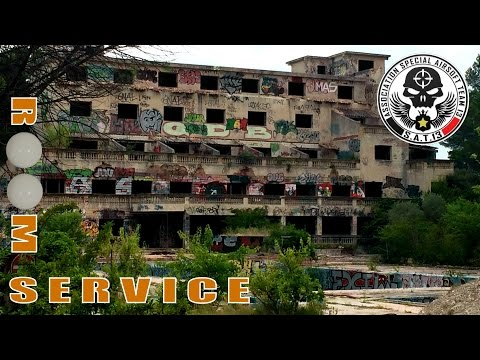 Airsoft Game 2014 | Urban Zoom CQB, Doc SAT13 [Airsoft France]