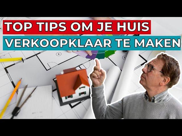 De 10 geboden checklist en tips bij het zelf verkopen van je huis