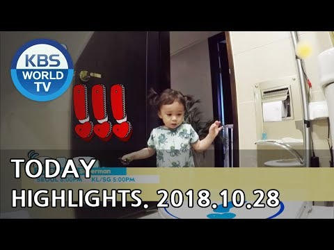 Today Highlights-The Return of Superman/Two Days and One Night/My Only One Ep.23.24 [2018.10.28]