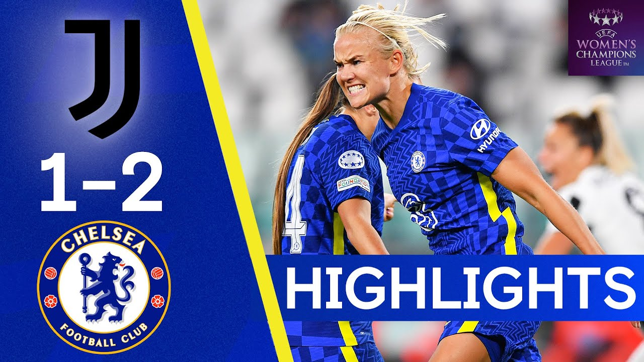 Download Juventus 1-2 Chelsea | Harder Strike Seals Season's First Group Stage Win | Champions League