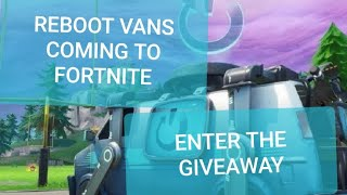 Dev Update Reboot Vans Coming To Fortnite Enter The Giveaway Dev Update Reboot Vans Coming To Fortnite Enter The Giveaway Dev Update Reboot Vans Coming To Fortnite Enter The Giveaway Dev