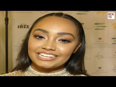Little Mix Leigh Anne Pinnock Interview
