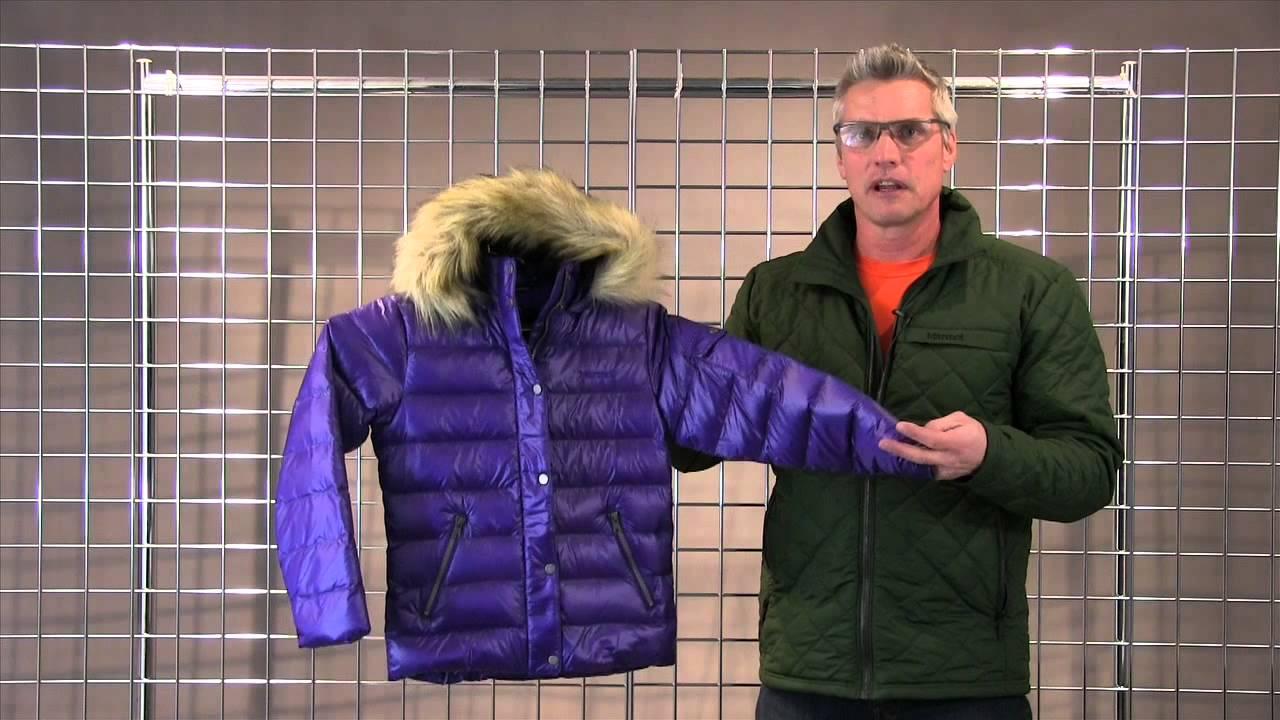 68f8f23fd Marmot Girls Hailey Jacket 2015-2016 - YouTube