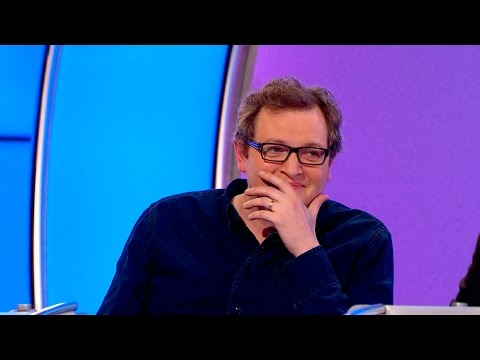 """Does Miles Jupp ask himself """"What would Cliff Richard do?"""" - Would I Lie to You: Series 8 - BBC One"""