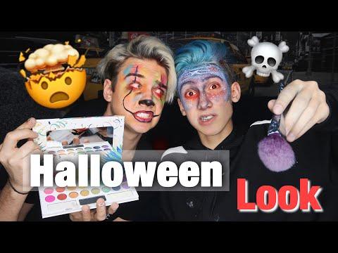 Halloween Look!👻❤️ / Leon Content