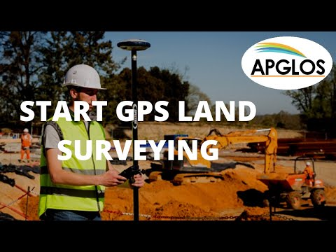 How to survey land with GPS? Part 1: the equipment