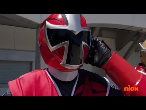 Power Rangers Super Ninja Steel Episodes 1-8 Season Recap |