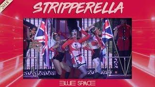 Blue Space Oficial - Stripperella e Ballet - 13.05.18