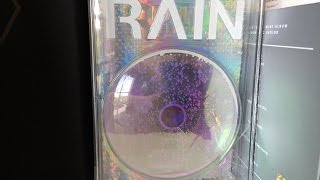 unboxing the drizzly guy s 6th studio album the rain effect