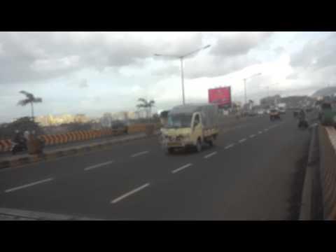 Santa Cruz kurla chembur link road Mumbai tour part 2