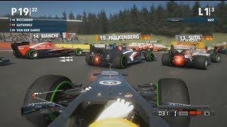 F1 2013 Game Discussion: Career Mode, AI & Difficulty
