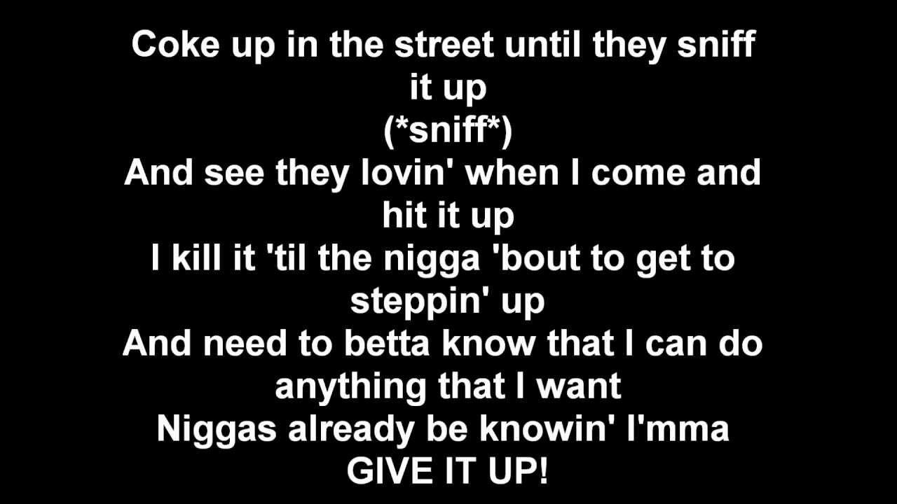 Dirrrty lyrics