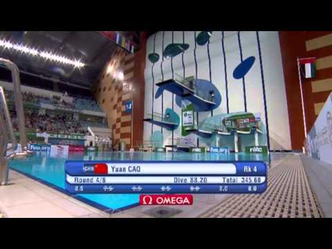 2015 World Series Dubai - Men's 3m Springboard Final