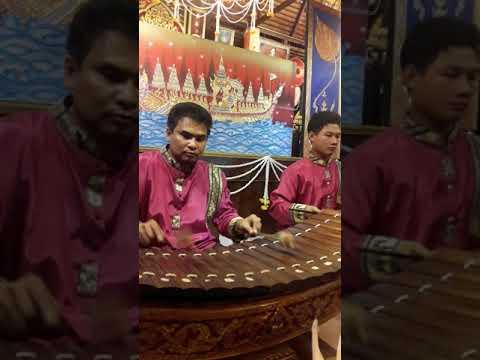 Thai Classical Music @ Sala Thai Chaweng Beach