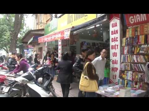 Hanoi Old Quarter walking tour part  1
