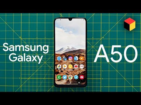 Samsung Galaxy A50 – невероятное соотношение цены и качества!