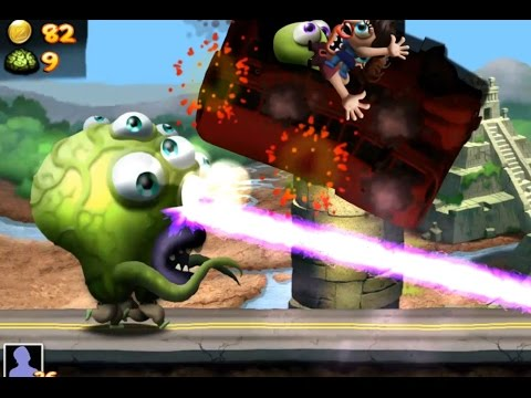 zombie tsunami game - free online game for android - 동영상