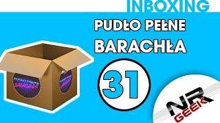 Pudło Pełne Barachła #31 - marzec 2019 - Inboxing #31