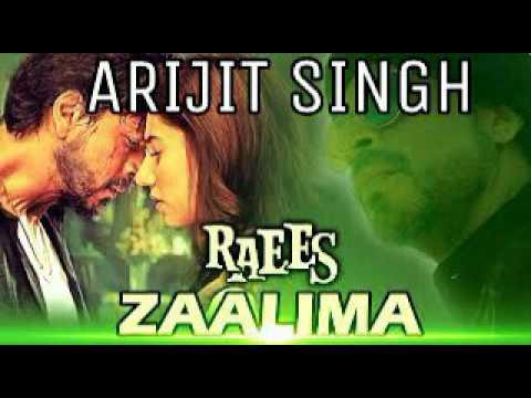 #ZAALIMA - Arijit Singh  ( MP3 Download )