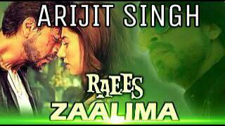 #ZAALIMA - Arijit Singh  ( MP3 Download )