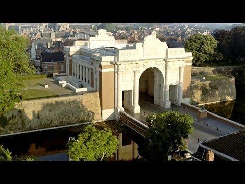 World War One Remembered: Passchendaele (BBC) 30-07-2017