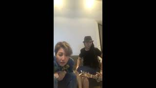 A-Lin [All I Ask+Officially missing you+未單身] - Instagram 直播 (20170827)