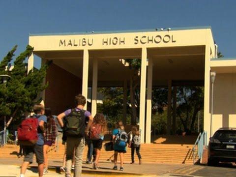 Students and teachers say Malibu High School is making them sick