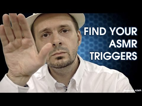 Find Your ASMR Trigger (Tingles for Everyone)