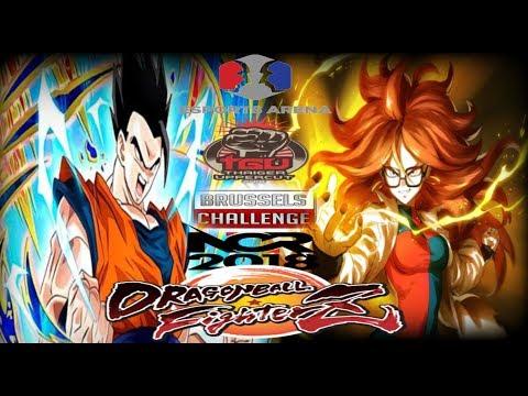 Dragon Ball FighterZ Halls of Hype Volume 7