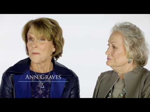 Conversations with Founders: Ann Graves and Bonnie Klein