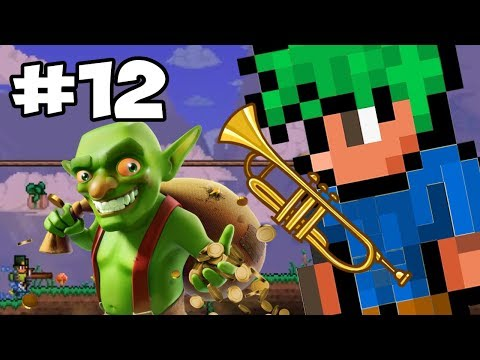 Terraria Bard Class Let's Play - Brassing Goblins | Terraria Gameplay / Thorium Mod