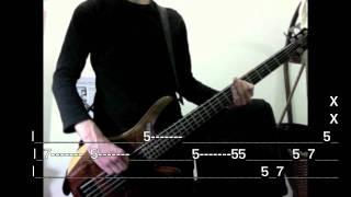 How to bass - Audioslave - Shadow on the Sun