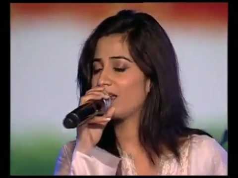 Sreya Ghoshal-Bangali song- jodi tor dak shun.mp4