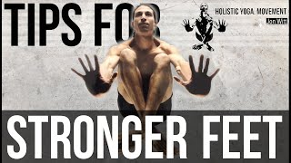Ways to strengthening the feet & why is it so important by Jon Witt
