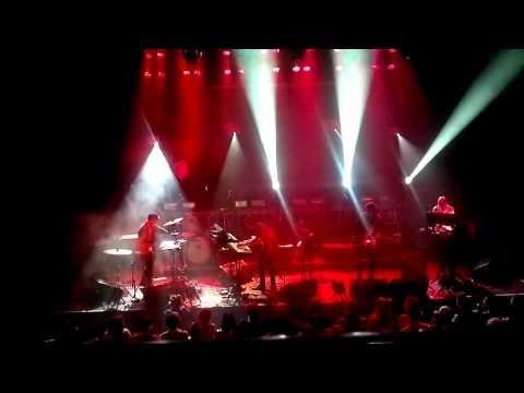 120 days - the end @ rockefeller musichall 8/9-12
