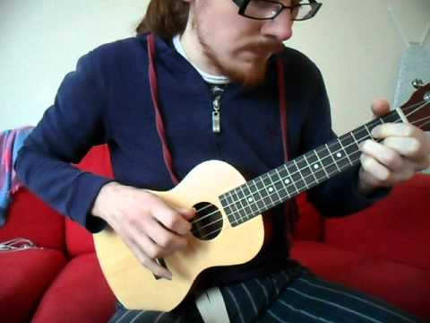 Nothing else matters - Ukulele (tab available - see description ...