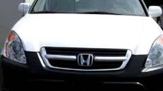 SOLD - 2002 Honda CR-V EX 08857 Dch Academy Honda