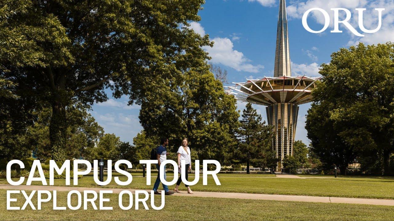 Download Campus Tour | Explore ORU