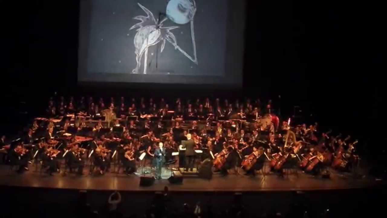 danny elfman the nightmare before christmas youtube - Danny Elfman Nightmare Before Christmas Overture