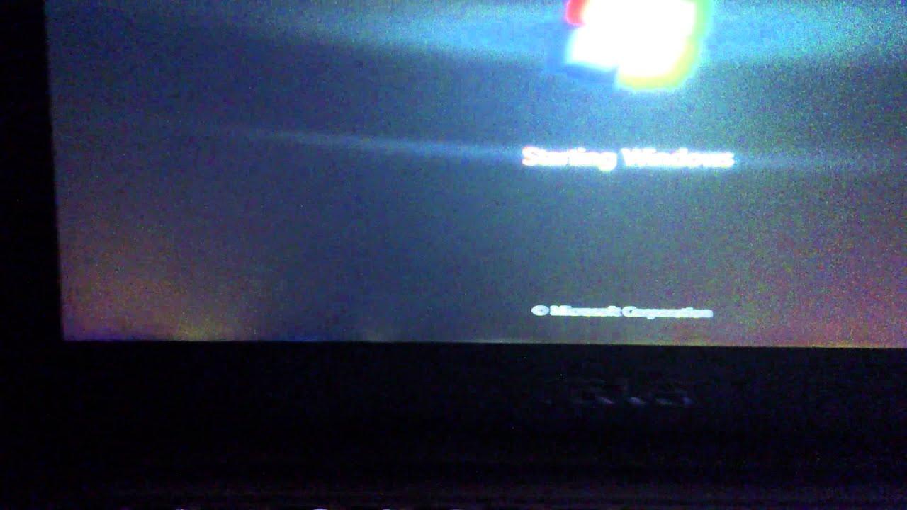 Asus Zenbook Prime Ux31a Backlight Bleeding Youtube