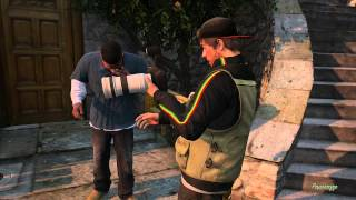 GTA V Walkthrough Episode 2 (Grand Theft Auto 5) DOG PORN WTF?!