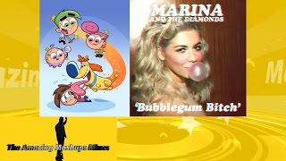MATD vs. Ron Jones and Butch Hartman - The Fairly OddBubblegum Bitch (Mashup Mix)