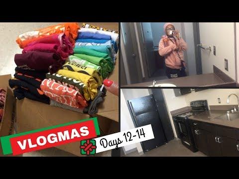 I'M MOVING AGAIN & YOUTUBE RANT | VLOGMAS Days 12-14