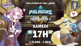 Paladins FR - Tournoi Fun #20 (2vs2) : 8ème de finale : L.O.R.D Vs Kaomes is Gay