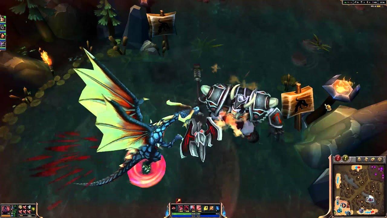 Clip LMHT : Vũ điệu ăn rồng của Sion