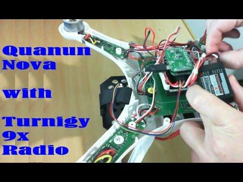 quanum nova from hobby king turnigy 9x radio quanum nova from hobby king turnigy 9x radio