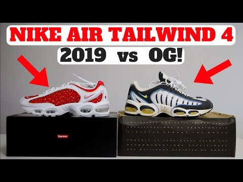 a29e188e2e9 ... NIKE AIR MAX TAILWIND 4 vs ORIGINAL 1999 PAIR! Help me reach 500k  Subscribers! Subscribe here  https   www.youtube .com user heskicks sub confirmation 1